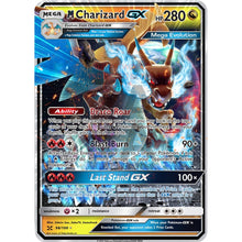 Mega Charizard Gx Custom Pokemon Card