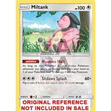 Miltank 78/111 Crimson Invasion Extended Art Custom Pokemon Card