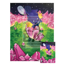 Mudkip 58/100 Crystal Guardians Extended Art Custom Pokemon Card 7 X 10 Silver Foil Poster +