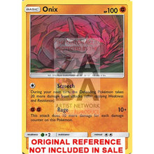 Onix 71/168 Celestial Storm Extended Art Custom Pokemon Card