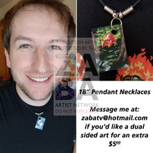 Parasect 41/64 Jungle Extended Art Custom Pokemon Card 18 Necklace (Pic For Reference)