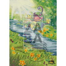 Politoed Guardians Rising 25/145 Extended Art Custom Pokemon Card Silver Holographic