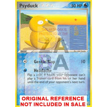 Psyduck 70/109 Team Rocket Returns Extended Art Custom Pokemon Card