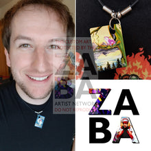 Rattata 61/102 Base Set Extended Art Custom Pokemon Card 18 Necklace (Pic For Reference)