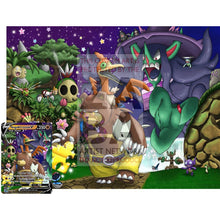 Ringo & Crazooie V Tag Team Banjo Kazooie X Pokemon Card 10X7.5 Poster + Custom