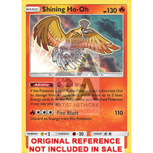 Shining Ho-Oh V2 Sm70 Alternate Art Promo Extended Custom Pokemon Card