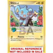 Shinx 98/124 Mysterious Treasures Extended Art Custom Pokemon Card