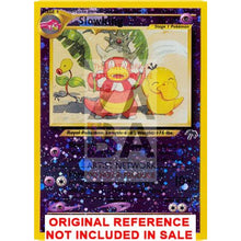 Slowking 14/18 Southern Islands Extended Art Custom Pokemon Card
