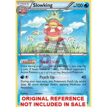 Slowking 21/122 Breakthrough Extended Art Custom Pokemon Card
