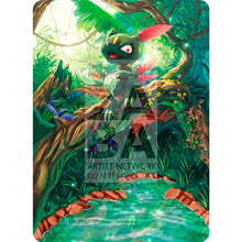 Sneasel 85/147 Burning Shadows Extended Art Custom Pokemon Card Silver Holographic Textless
