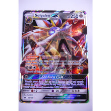 Solgaleo Gx 89/149 Sun & Moon Pokemon