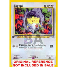 Togepi 51/111 Neo Genesis Extended Art Custom Pokemon Card