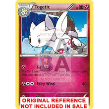 Togetic 44/108 Xy Roaring Skies Extended Art Custom Pokemon Card