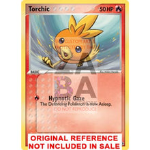 Torchic 69/106 Ex Emerald Extended Art Custom Pokemon Card