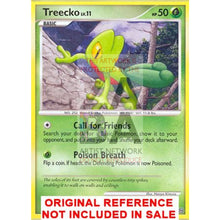 Treecko 79/100 Stormfront Extended Art Custom Pokemon Card