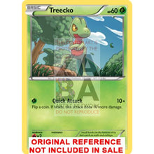 Treecko Xy36 Promo Extended Art Custom Pokemon Card