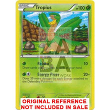Tropius 5/101 Plasma Blast Extended Art Custom Pokemon Card