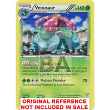 Venusaur 3/108 Bw Dark Explorers Extended Art Custom Pokemon Card