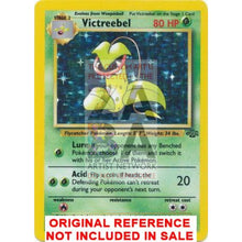 Victreebel 14/64 Jungle Set Extended Art Custom Pokemon Card