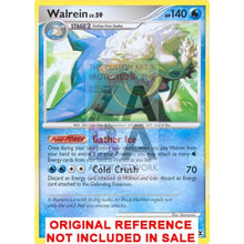 Walrein 36/111 Rising Rivals Extended Art Custom Pokemon Card