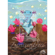 Wooper 71/75 Neo Discovery Extended Art Custom Pokemon Card Textless Silver Holographic