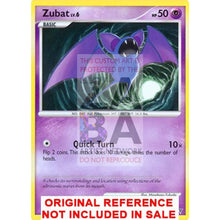 Zubat 133/147 Platinum Supreme Victors Extended Art Custom Pokemon Card