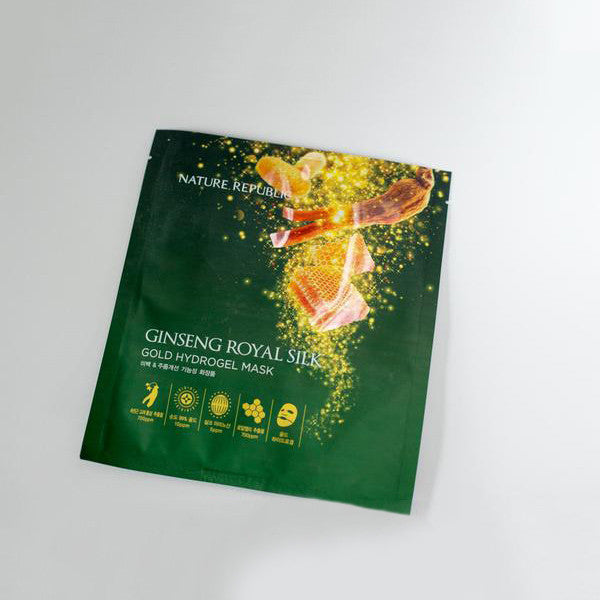 Ginseng Royal Silk Gold Hydrogel Mask