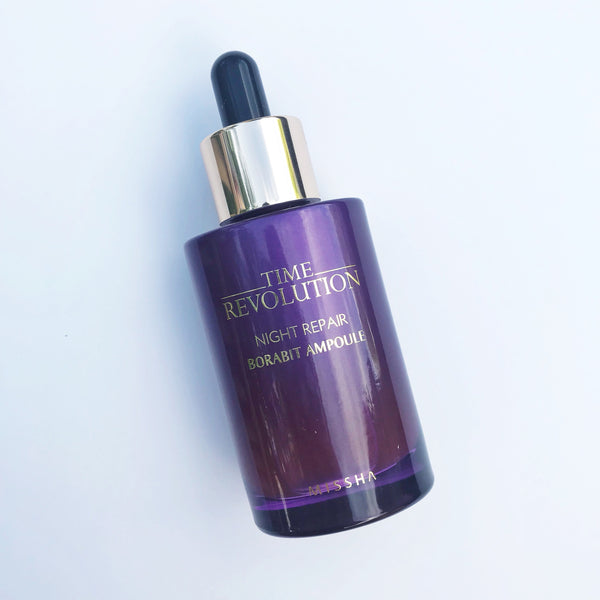 MISSHA Time Revolution Night Repair Ampoule NO BOX