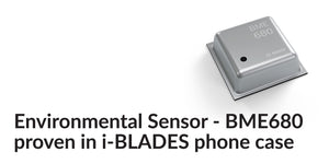Announcement from BoschSensortec on the BME 680