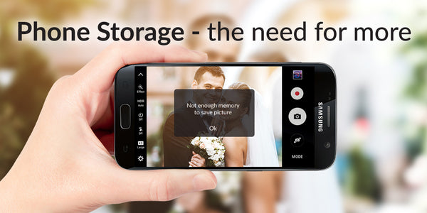 Giving every smartphone expandable storage