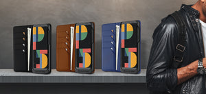 Best Leather Wallets for Pixel 5 and Pixel 5 XL