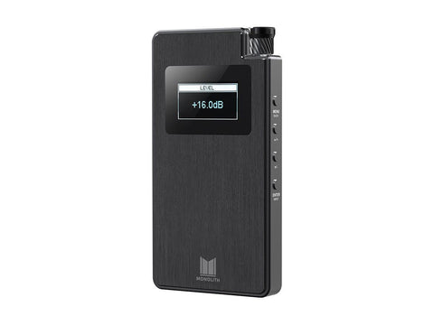 Monolith Portable Headphone Amplifier and DAC