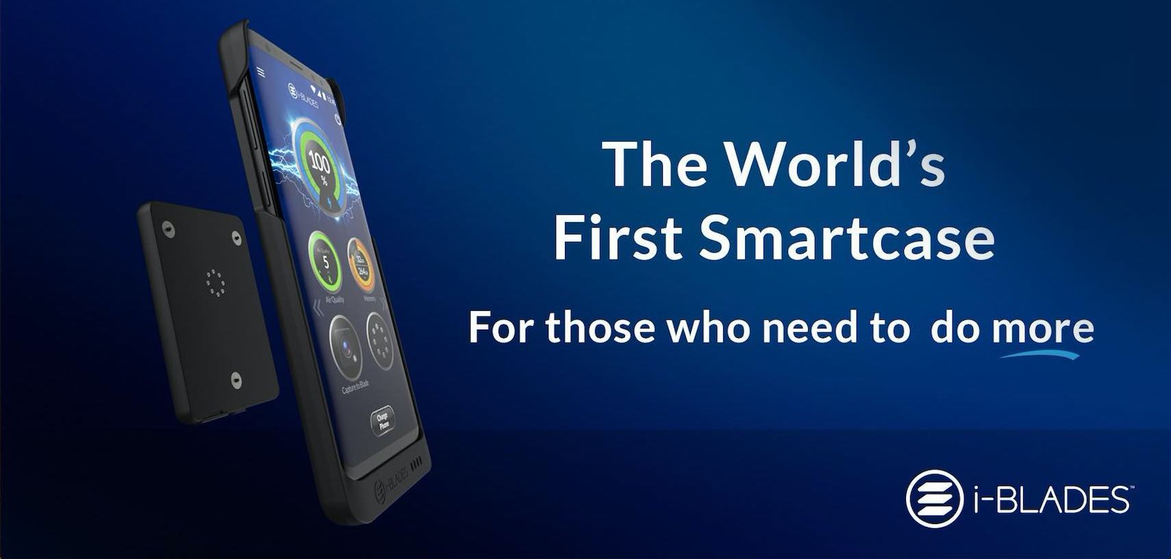 World's First Smartcase | ultimate phone cases, smartphone cases
