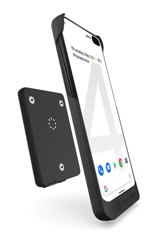 Pixel 4 and Pixel 4 XL Smart Case + Battery + Memory +SDcard + EnviroSensor