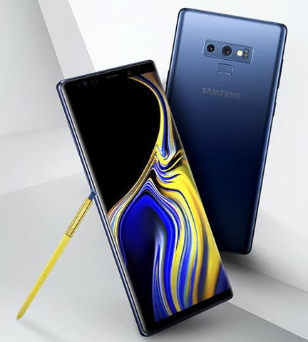 Credit Evan Blass Galaxy Note 9 Yellow S-Pen