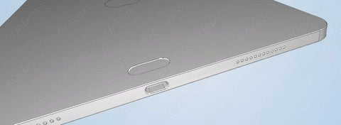 Apple iPad USB-C Rendering could match iBlades Smartcases