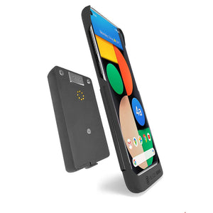 Google Pixel 4a 5G Smart Case +Battery, +Memory, +SDcard & EnviroSensor, ++