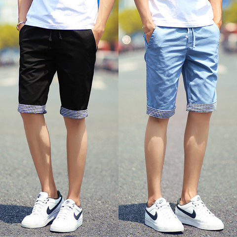 Men's Shorts Bermuda Trousers Workout Casual Shorts