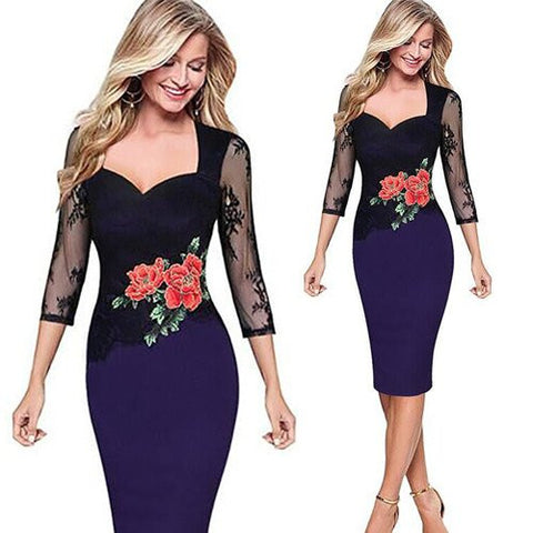 Women's Bodycon Dresses Long Sleeve Dresses Party Night Club Fashion Dresses
