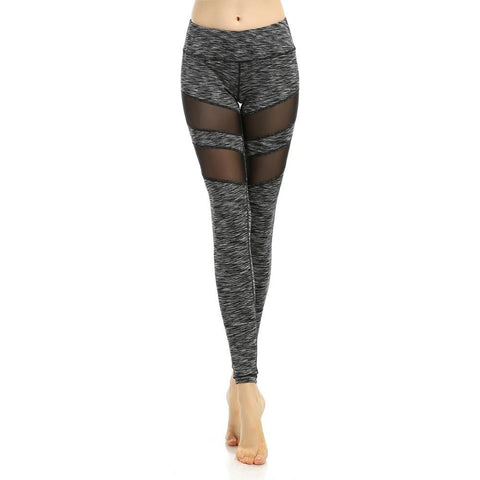 Women Yoga Elastic Leggings