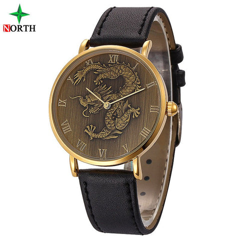 Business Men's Wristwatch Quartz-Watches Watches Top Brand Luxury Gold Watch Mens Fashion - amazingbigdiscounts