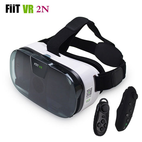 VR Glasses Headset 3D Box Virtual Reality Goggles Mobile 3D Video Helmet