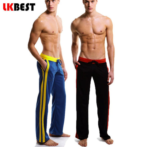 2017 New  brand Long pants/ Men low Pants/ Casual Trousers/ Breathable mens pants/ Casual Full Length 5 Colors (N-212)