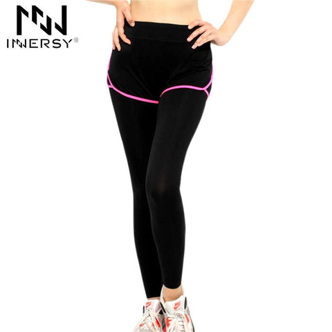 Stretched Gym Running Tights Women Sports Leggings Fitness Yoga Pants - amazingbigdiscounts