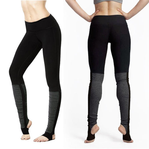 Women Leggings Yoga Pants For Gym Fitness Skinny Running Tights Push Up Sport Leggings Gym Clothing jogging femme MLYCG - amazingbigdiscounts
