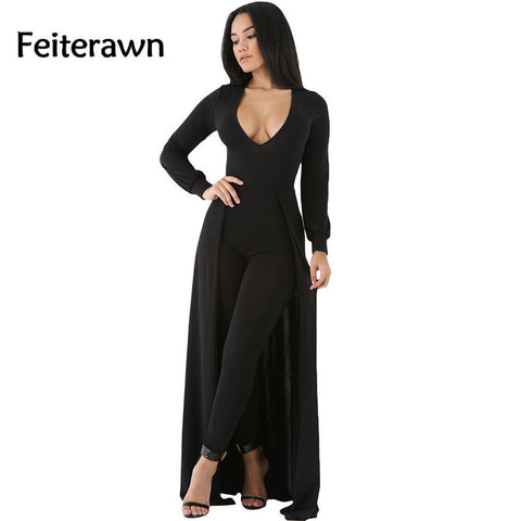 Women's Bodycon Rompers Jumpsuits