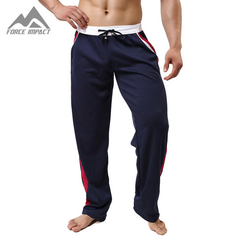 New Fashion Men's Casual Pants Leisure Men's Trousers Summer Homewear Long Pants for Men - amazingbigdiscounts