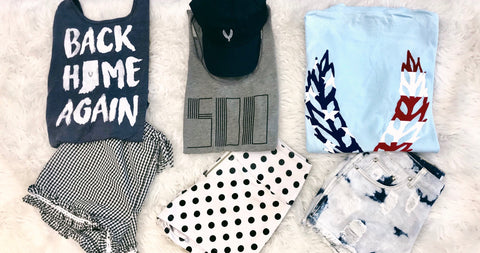 Indy 500 Festivities Outfit MUST HAVES! – First Harvest Boutique