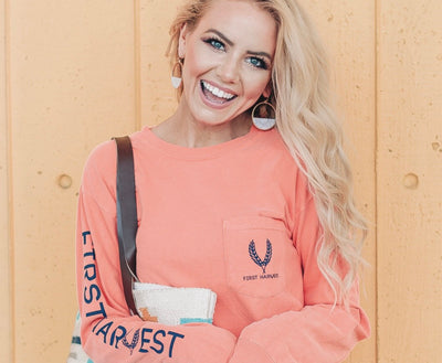 Orange Long Sleeve