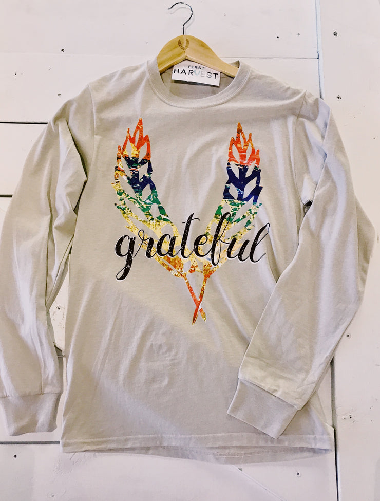 Grateful Watercolor V